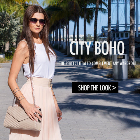 Style Link Miami - Shop The Look - City Boho