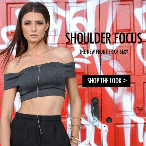 Style Link Miami - Shop The Look - Shoulder Focus