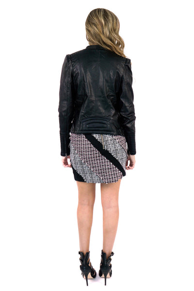 Chained Mini-Skirt