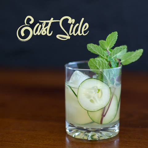 East Side Cocktail Recipe
