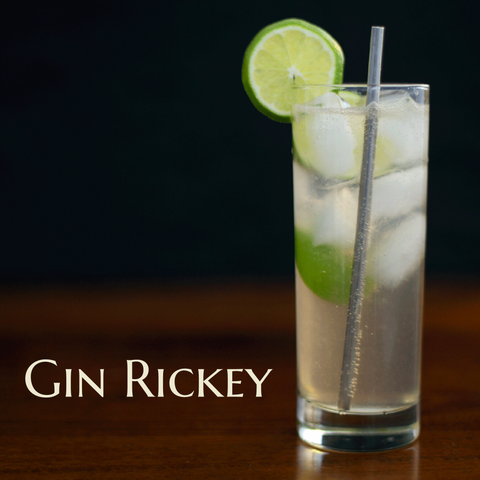 Gin Rickey Cocktail Recipe