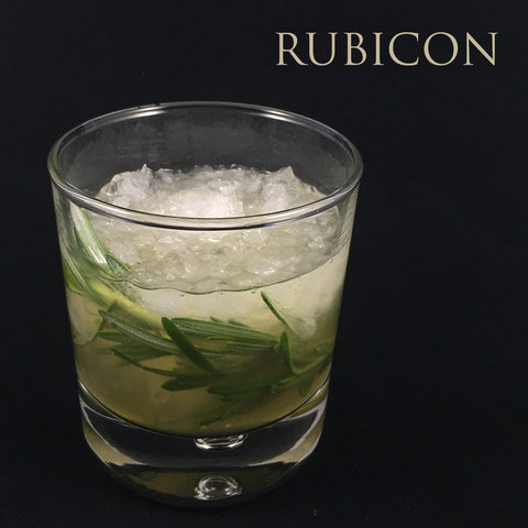 Rubicon Cocktail Recipe
