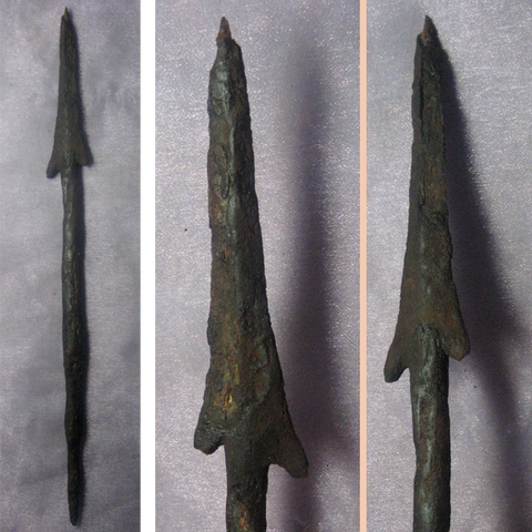 Root Catalog > Weapons > Spears – Viking Metal Artifacts