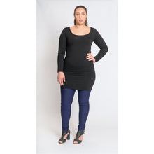 Midi layer slip long sleeve