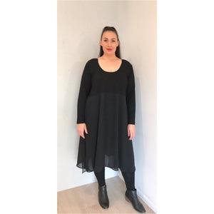 TORI LAYER DRESS