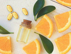 Vitamin C and E Antioxidant Skin Care