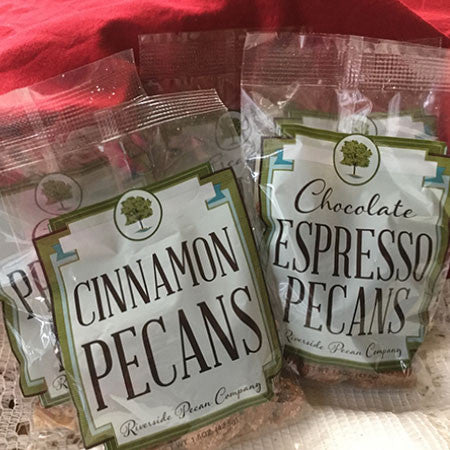 Snack Sized Flavored Pecans