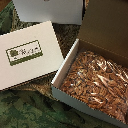 Shelled Pecans - 2 LBS