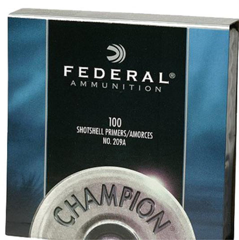 Federal Small Pistol Primers - Goodland Guns