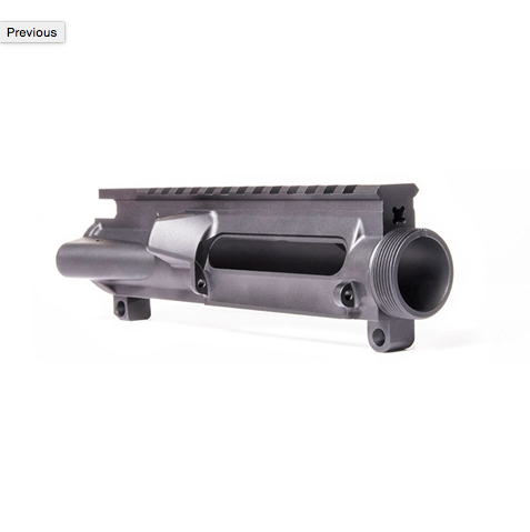 Aero Precision AR15 Stripped Upper Receiver - Goodland Guns