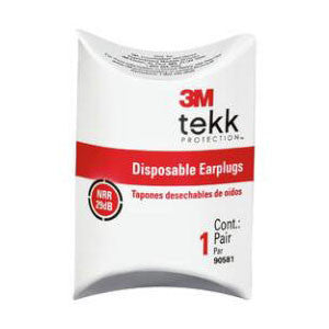 3M Tekk - Foam Ear Plugs - Goodland Guns