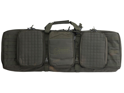 "Voodoo Tactical 36"" Deluxe Padded Rifle Case - Goodland Guns"