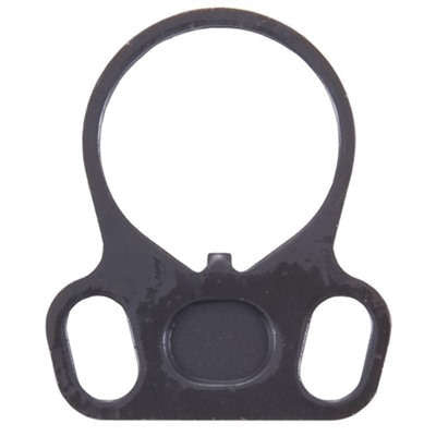 Mil-Spec AR-15 - Ambi Single Point Sling Adapter End Plate - Goodland Guns