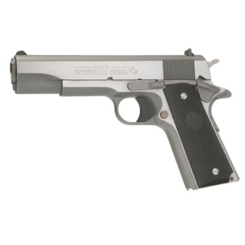 Colt Government Stainless - 45 - Goodland Guns