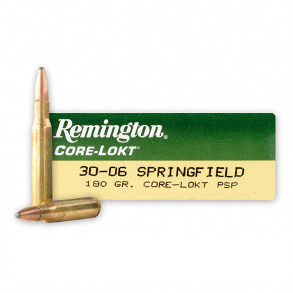 Remington 30-06 - 180 GR - Core - Goodland Guns
