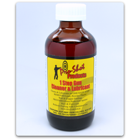 Pro-Shot - 1 Step Gun Cleaner - Goodland Guns