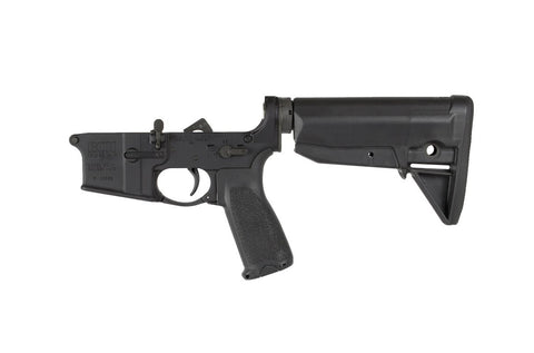 BCM Complete Lower Receiver Group with BCM Gunfigher Stock - Goodland Guns