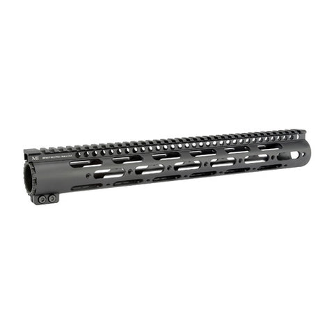 Midwest Industries DPMS .308/7.62 - SS-Series One Piece Free Float Handguard, .210 Upper Tang, 15-inch Rifle Length - Goodland Guns