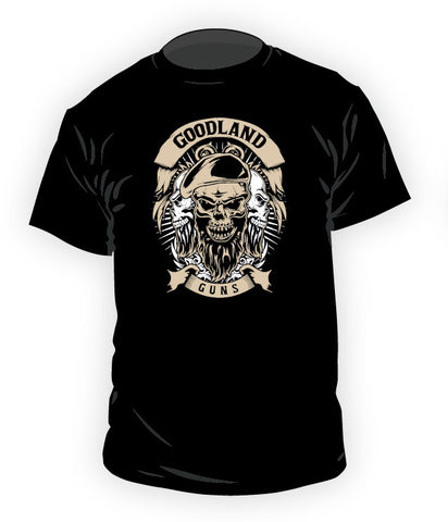 Goodland Guns - Skulls T-Shirt - Goodland Guns