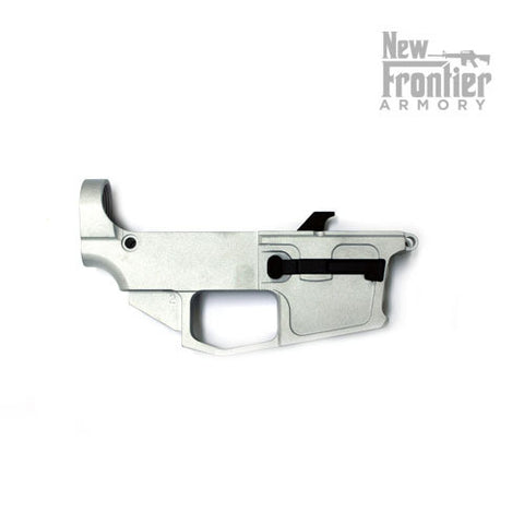 New Frontier Armory - 80% Billet Lower Receiver - Glock Style Mags