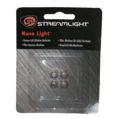 Streamlight Nano Flashlight Batteries - Goodland Guns