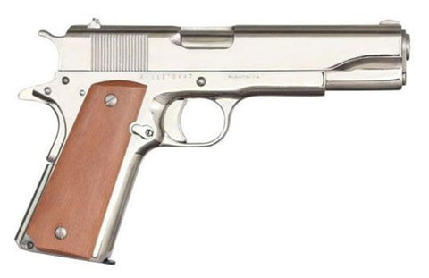 "Armscor - M1911-A1 - Hi Polished - .38 Super - 9+1 - 5"" - Goodland Guns"