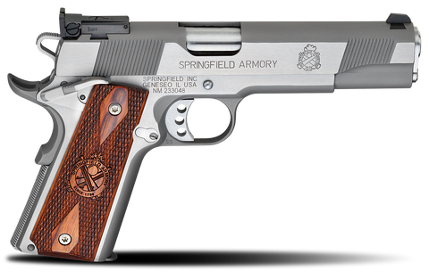 "Springfield Armory - Loaded 1911 - 9mm - 5"" - Goodland Guns"