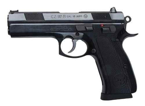 "CZ USA - 97B - 45 ACP - 4.53"" - 10+1 - Goodland Guns"