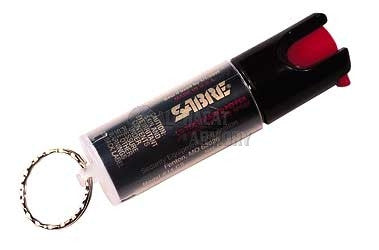 Sabre Defense Spray Key Ring - Goodland Guns