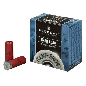 "GAME-SHOK™ UPLAND - GAME SHOTSHELLS - 16 GAUGE - 2 3/4"" - 1 OUNCE - #8 SHOT - Goodland Guns"