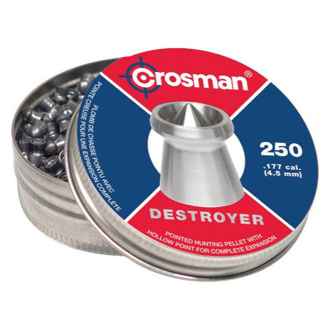 Crossman .177 Destroyer Pellets - Goodland Guns