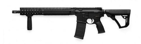 "Daniel Defense DDM4 - V9 LW - 5.56 - 16"" - 10+1 - Black - Goodland Guns"