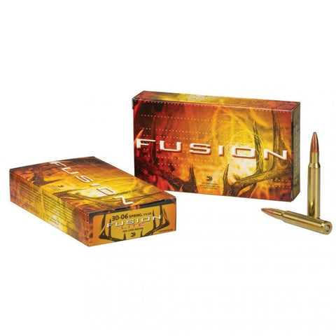 Federal Premium - .308 Win - 150 GR - Fusion - 20 Rds/box - Goodland Guns