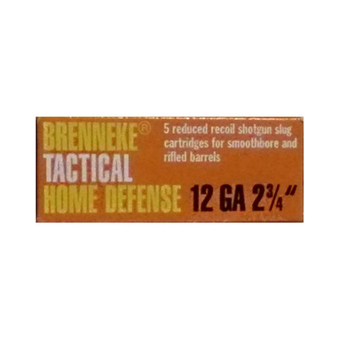 Brenneke Tactical Home Defense - Goodland Guns