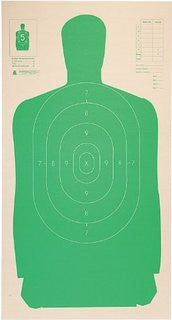 Champion Full Silhouette Target Green - Goodland Guns