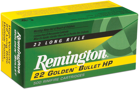 REMINGTON 22 GOLDEN BULLET - Goodland Guns