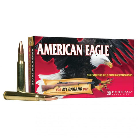 Federal American Eagle - 30-06 - 150 GR - FMJ - 20 Rds/box - Goodland Guns