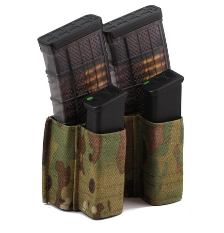 Esstac 2+2 Kywi Pouch Shorty - 5.56 - Goodland Guns