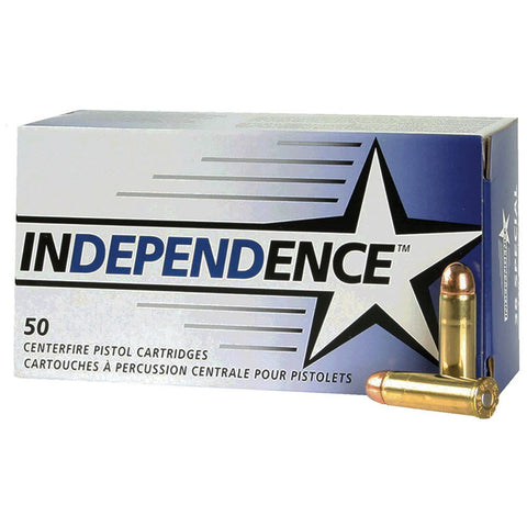Independence 9mm 115 Gr FMJ - Goodland Guns