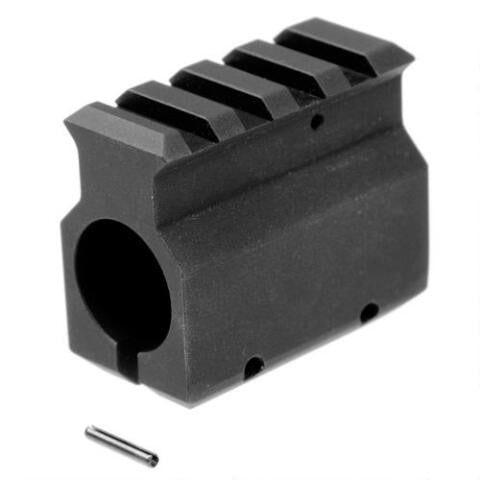 LBE Unlimited Railed Gas Block - .750 - Goodland Guns