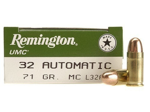 REMINGTON 32 AUTOMATIC 71GR - Goodland Guns