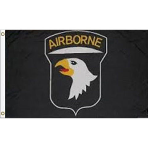 Airborne Eagle Flag - Goodland Guns