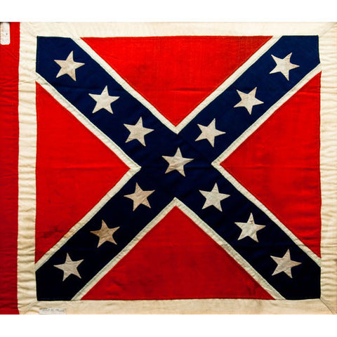 Artillery Battle Flag - Goodland Guns