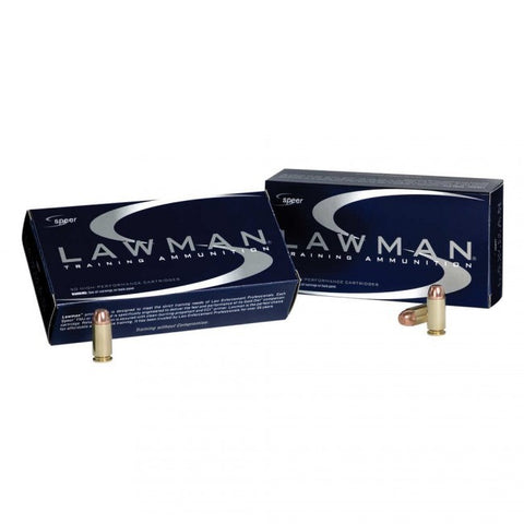 Speer Lawman - .40 S&W - 180 GR - TMJ CF - 50 Rds/box - Goodland Guns