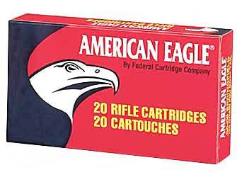 Federal American Eagle - .308 Win - 150 GR - FMJBT - 20 Rds/box - Goodland Guns