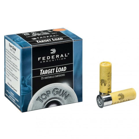 Federal Premium - 20GA - #7.5 -Target - 25 Rds/box - Goodland Guns