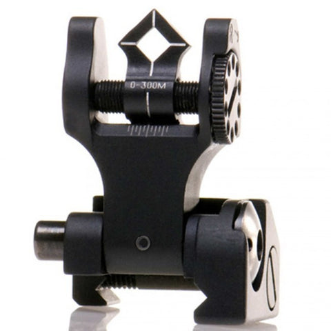 Troy Di-Optic Rear Folding Battlesight - Goodland Guns
