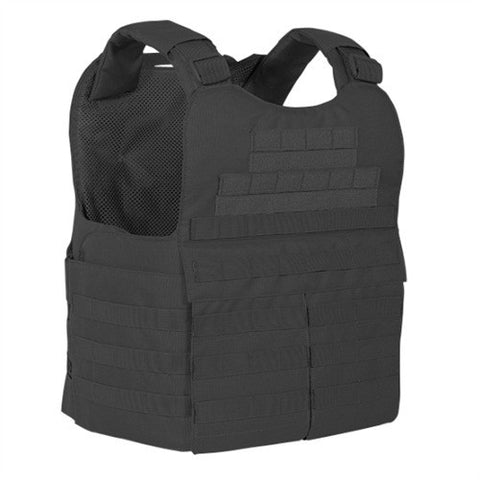Voodoo Tactical Heavy Armor Carrier - Black - Goodland Guns