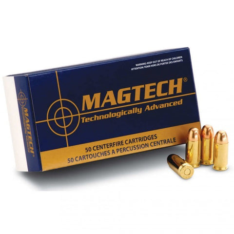 Magtech - 9mm - 115 GR - FMJ - 50 Rd/bx - Goodland Guns