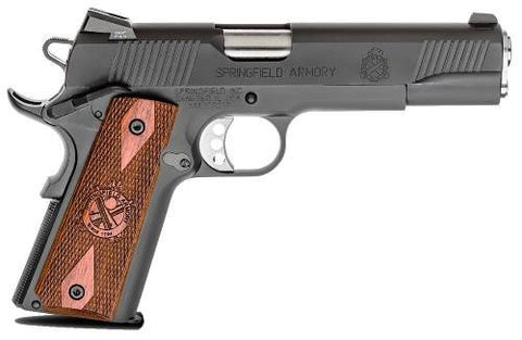 "Springfield Armory - 1911 Loaded - .45 ACP - 8+1 - 5"" - Goodland Guns"